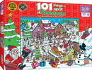 Things to Spot at Christmas 101 Piece Jigsaw Puzzle