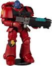 Mcfarlane Toys MCF-10916-0-C Warhammer 40K 7 Inch Action Figure | Space Marine Blood Angels Hellblaster