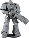 Mcfarlane Toys MCF-10918-4-C Warhammer 40K 7 Inch Action Figure | Space Marine Hellblaster Artist Proof