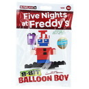 Five Nights At Freddy's Buildable 8-Bit Ballon Boy