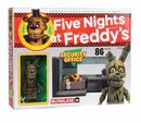 Mcfarlane Toys Five Nights At Freddy's Construction Set: The Security Office