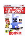 Five Nights at Freddy's 8-Bit Buildable Figure: Bonnie