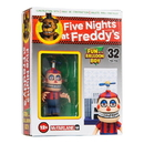 Mcfarlane Toys Five Nights At Freddy's Construction Set Fun With Balloon Boy Micro Set