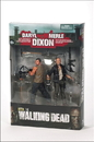 Mcfarlane Toys MCF-14499-C The Walking Dead TV Series 2 Pack Merle And Daryl Dixon