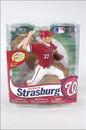 Mcfarlane Toys Mcfarlane MLB Series 31 Stephen Strasburg Variant ( Red Jersey)