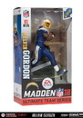 Mcfarlane Toys MCF-75725-5-C NFL Madden Ultimate Team Series 18 San Diego Chargers: Melvin Gordon