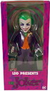 DC Universe Living Dead Dolls Joker 10 Inch Collectible Doll