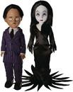Mezco Toyz MEZ-99650-C LDD Living Dead Dolls Presents The Addams Family | Gomez & Morticia