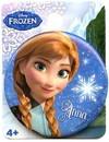 """Monogram International  MNG-22252-C Disney's Frozen 1.5 Inch Button: """"Anna"""""""