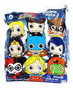 Monogram International Inc. DC Comics Blind Bagged 3D Foam Figural Keychain: Women of DC Universe