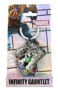 Monogram International Inc. Marvel Comics Thanos Infinity Gauntlet Pewter Metal Keyring