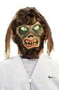 Morbid Enterprises MOI-36299-C Backwigs Rabid Mask