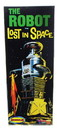 Moebius Model MOM-00418-C Lost In Space The Robot 1:24 Model Kit