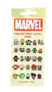 Marvel MVL-OSMX-BBGF-C Marvel Collectible Lapel Pin Blind Bag, One Random