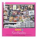 The Mazel Company MZC-06987-C Ken Keeley Historic Newsstand 1000 Piece Jigsaw Puzzle