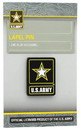Nerd Block NBK-03900-C U.S. Army Star Logo Lapel Pin