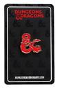Dungeons & Dragons Logo Enamel Collector Pin
