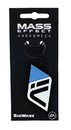 Nerd Block NBK-400765-C Mass Effect Andromeda Initiative Black Rubber Key Chain