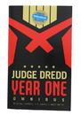 Nerd Block NBK-82744-C Judge Dredd Year One Omnibus Book