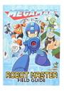 Mega Man: Robot Master Field Guide Paperback Book