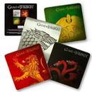 Nerd Block NBK-GOTCSTR-C Game of Thrones Drink Coasters, Set of 4