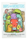 Justin Hillgrove's Imps and Monsters Coloring Book (Nerd Block Jr. Exclusive)