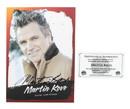 The Karate Kid Martin Kove (Sensei John Kreese) 5x7 Autographed Print w/ CoA