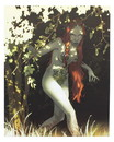 Poison Ivy 8x10 Art Print by W. Scott Forbes (Nerd Block Exclusive)