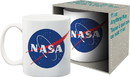 NMR Distribution NASA Blue Insignia 11oz Ceramic Coffee Mug