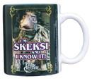 The Dark Crystal Skeksi 11oz Boxed Ceramic Mug