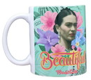 Frida Kahlo Beautiful 11oz Boxed Ceramic Mug