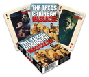 NMR Distribution NMR-52274-C Texas Chainsaw Massacre Playing Cards   52 Card Deck + 2 Jokers