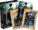 NMR Distribution Harry Potter and the Deathly Hallows Pt. 2 Playing Cards
