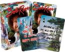 NMR Distribution Bob Ross Quotes Multi-Image Playing Cards, Deck of 52