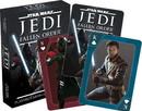 NMR Distribution NMR-52669-C Star Wars Jedi Fallen Order Playing Cards   52 Card Deck + 2 Jokers
