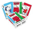 NMR Distribution NMR-52733-C Peanuts Snoopy Playing Cards 52 Card Deck + 2 Jokers