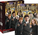 NMR Distribution Harry Potter Collage 1000-Piece Jigsaw Puzzle