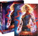 NMR Distribution NMR-65357-C Marvel Captain Marvel Movie 1000 Piece Jigsaw Puzzle