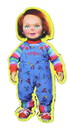 NMR Distribution NMR-95871-C Childs Play Chucky Doll Funky Chunky Magnet