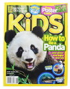 National Geographic National Geographic Kids Magazine: How to Be a Panda (Aug 2017)