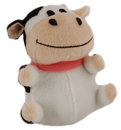 "Natsume NTS-00006-C Harvest Moon Tree Of Tranquility 10th Anniversary 6.5"" Plush: Cow"