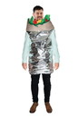 Orion Costumes Burrito Adult Pull Over Costume - One Size