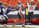 Panini America PAA-FBNFL16XYZ-C NFL Cleveland Browns Corey Coleman #34A 2016 Panini Instant Base Card