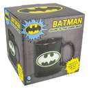 Paladone DC Comics Glow in the Dark Batman Logo 10oz. Ceramic Mug