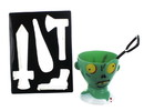 Paladone Products PLD-PP2737-C Zombie Eggpocalypse Egg Cup