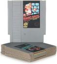 Paladone  PLD-PP3931NNTX-C Nintendo NES Cartridge Drink Coasters | Set of 8