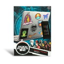 Paladone Ready Player One Vinyl Gadget Decal Sticker Pack
