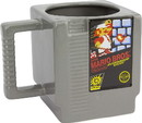 Paladone Products PLD-PP5709NNTX-C Super Mario Bros. Cartridge Shaped Ceramic Coffee Mug