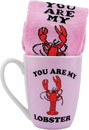 Paladone Products PLD-PP5812FRTX-C Friends 11Oz Lobster Mug And Socks Gift Set