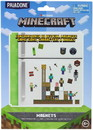 Paladone Products PLD-PP6734MCFTX-C Minecraft Build A Level Rubber Fridge Magnets, Over 80 Designs